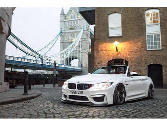 BMW M4 3.0 DCT 2dr (start/stop) Convertible for sale in Walthamstow | Auto Trader