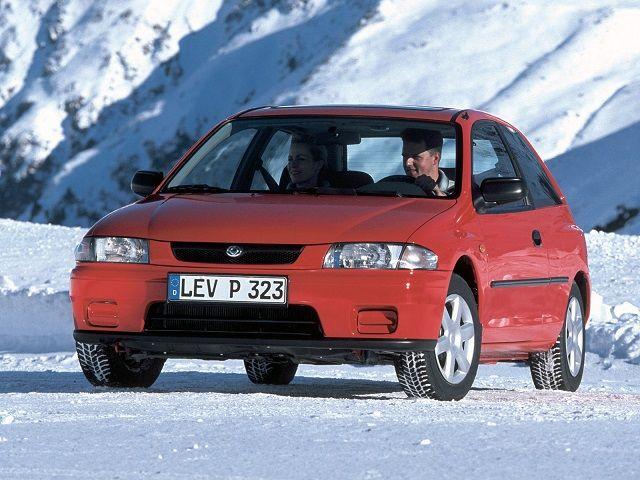 Mazda 323 P (1998 – 2000).