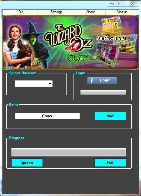 http://www.hackspedia.com/slots-wizard-of-oz-facebook-hack-cheats-tool/