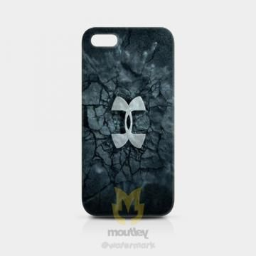 I Will Under Armour Protect This House IPhone 5/5S Hardcase by moutley for $14.00