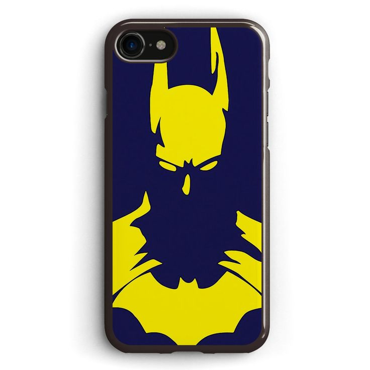 Batman Minimalist Yellow