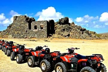 ARUBA - ATV Tour with Natural Pool Swim
