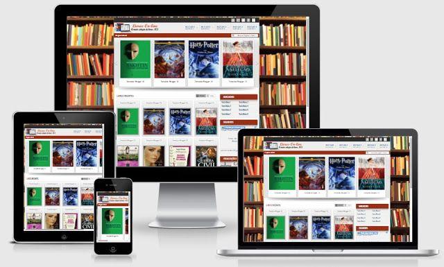 Kitap Tanıtım Blogger Teması