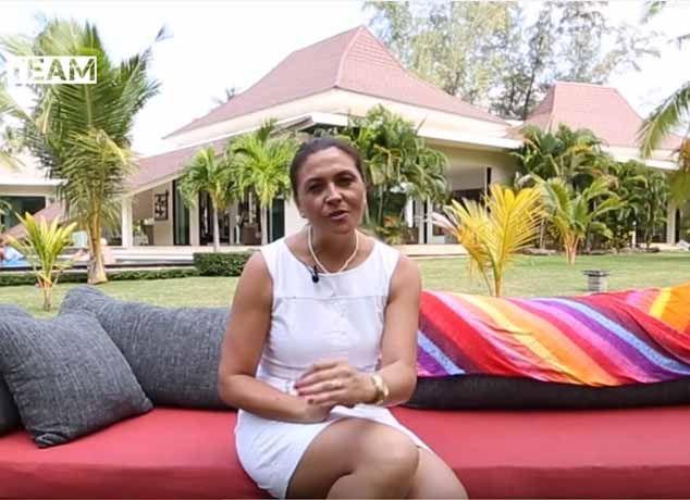 Hablando con Marian Lopez de Waard (Español)