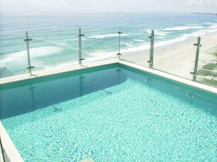 Glass pool fencing - Voodoo Glass, Gold Coast - http://www.voodooglass.com.au