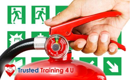 An effective fire prevention programme includes training employees in spotting fire hazards and carrying out proper procedures if a fire does occur.