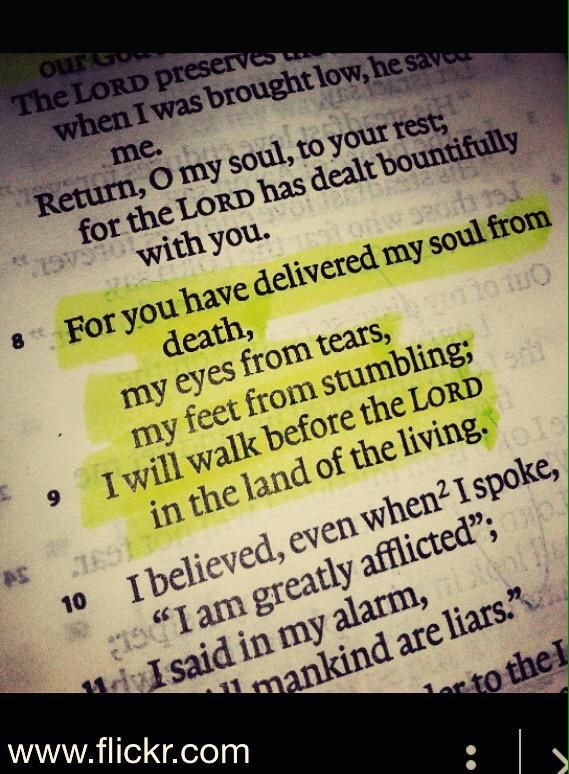 """""""I WAS Broken; I WAS a mess; I WAS Destined for Hell, I WAS Prideful & Living for Selfish purposes! BUT (Psalm 116:8)"""