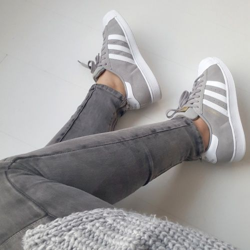 fashionstatementsbyq adidas gray  #fashionblogger #adidas #adidassuperstar #gray #ootd #blogger #outfit