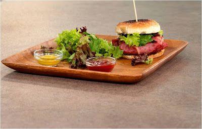ΣΥΝΤΑΓΕΣ ΤΗΣ ΚΑΡΔΙΑΣ: Burgers με μπιφτέκι αλλαντικών