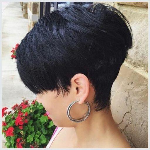 Frisuren kurz nacken