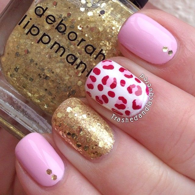 Instagram photo by trashedandlacquered  #nail #nails #nailart