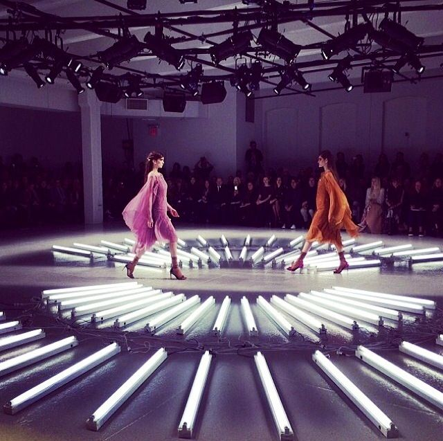 392 best runway design fashion sets stage images on for Runway stages