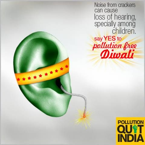Click 'Like' if you promise to celebrate a #pollutionfreeDiwali.