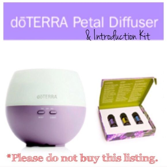 """Paypal vs. Poshmark - Doterra See pricing a below, please reference other listing titled """"holiday Doterra special"""" for wholesale pricing referencing or visit: Mydoterra.com/LJC Accessories"""