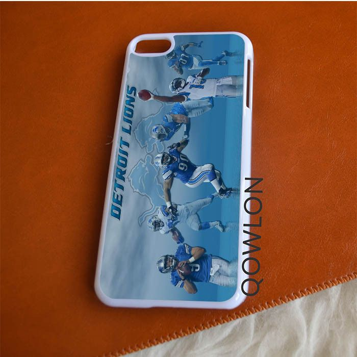 Detroit Lions Players iPod Touch 6 | 6TH GEN Case
