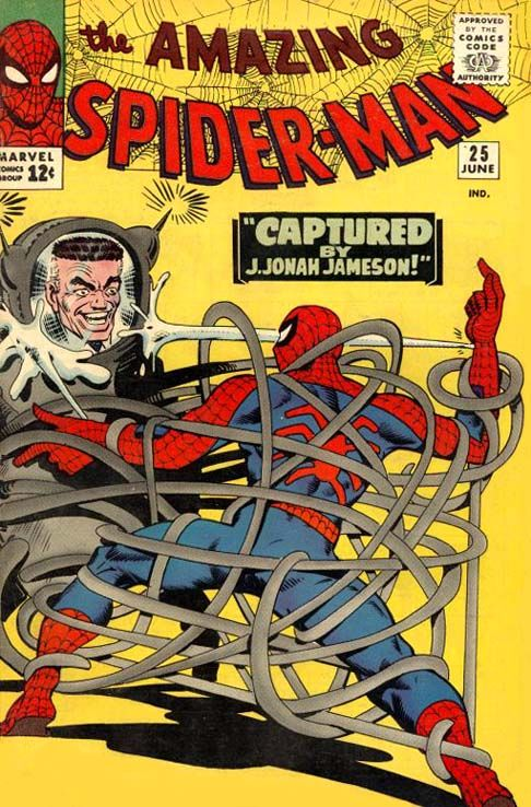 2332 best marvel covers images on pinterest comics marvel comics amazing spider man 25 by steve ditko first appearance of mary jane fandeluxe Gallery