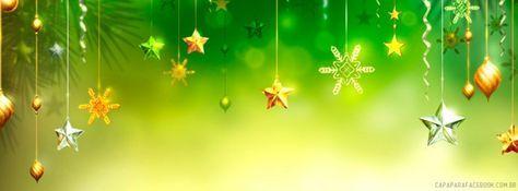 Capa natalina para facebook