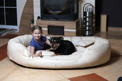 Aus der Kategorie Betten  gibt es, zum Preis von EUR 149,95  Luxus Pur! Hundesofa Philip  mit extra dicker Matratze! 5 Größen & 4 Bezügen & 10 Farben  Sie werden von der Qualität des Bettes BEGEISTERT sein... Versprochen! KOMBI-Bezüge AC) Cord/Velours AC  AL) Öko-Leder/Velours AL   SOLO-Bezüge AA) Velours AA ANTARA (Velours)  LL) Öko-Leder LL Soff  SOFT & NESSI  -mit Reißverschlüssen versehen   Matratze: -herausnehmbar- super WEICH und DICK-gepolstert -stützt und gibt leicht nach, wo der…
