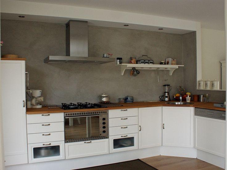 Meer dan 1000 idee n over achterwand tegel op pinterest keuken terugspatten moza ek badkamer - Heel mooi ingerichte keuken ...