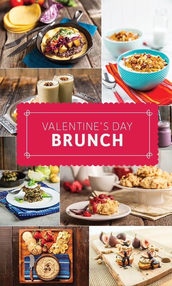 Valentine brunch recipes