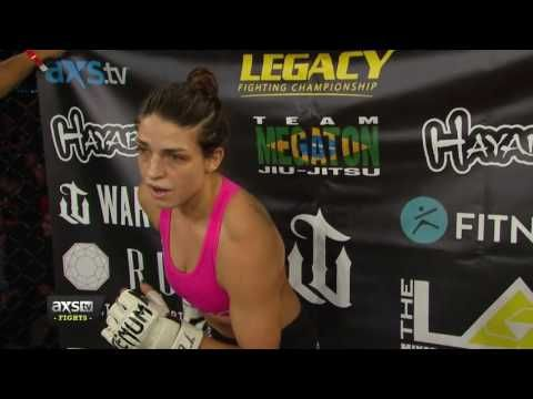 MMA Legacy FC 61 video highlights, including Mackenzie Dern's 'Submission of the Year' candidate