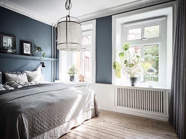 Minutiöst renoverad sekelskifteslägenhet ‹ Dansk inredning och design