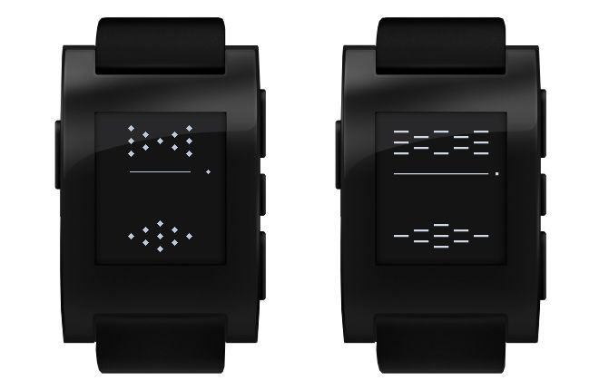 Awesome Alternatives to the Pebble Watch's Ugly Face Designs by Albert Salamon | Wired Design | Wired.com