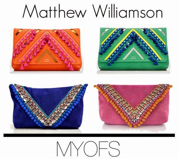MYOFS: Tribal clutch (Aztec clutch): Where to get