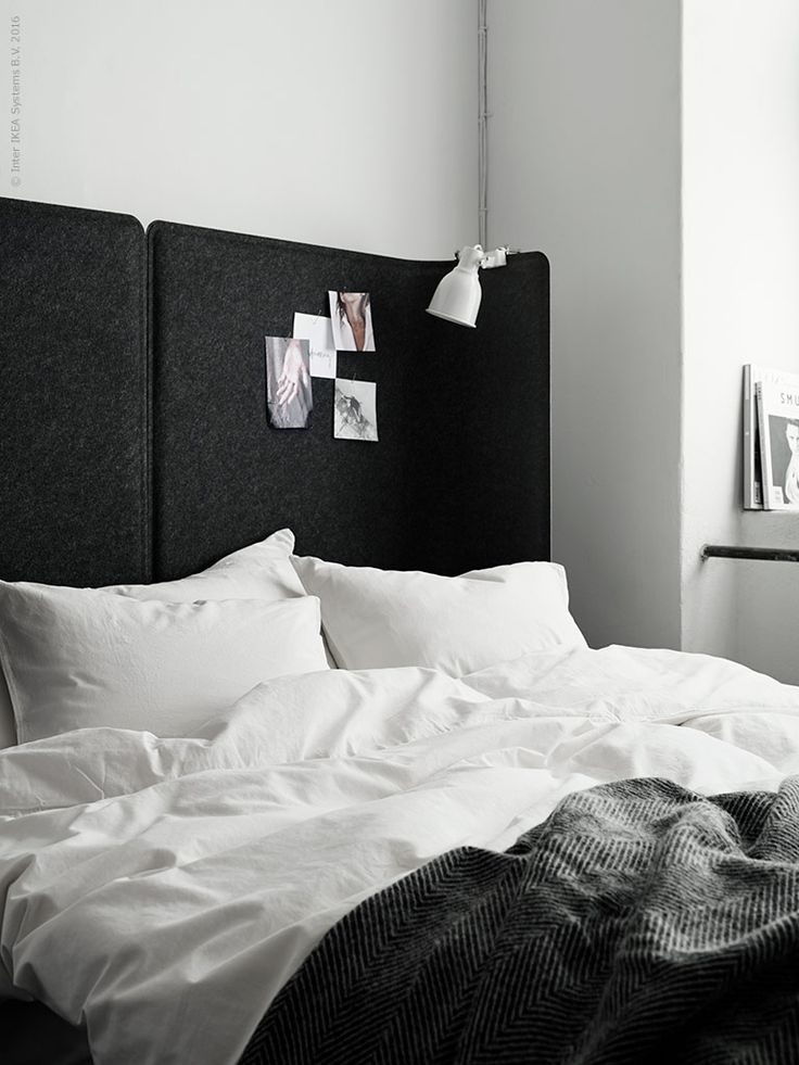 This beautiful bedroom perfectly sets the mood of this cosy Sunday. ☕️| Styling by Pella Hedeby | Photo by Kristofer Johnsson for IKEA Livet hemma Follow Style and Create at Instagram | Pinterest |...