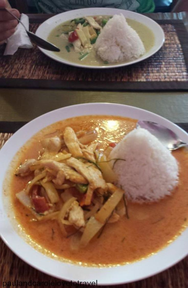 The Blue Thai Kitchen, Gloucester, England - Fabulous Thai restaurant in Gloucester City Centre. Great prices too! #thai food #curry #penang #green #food