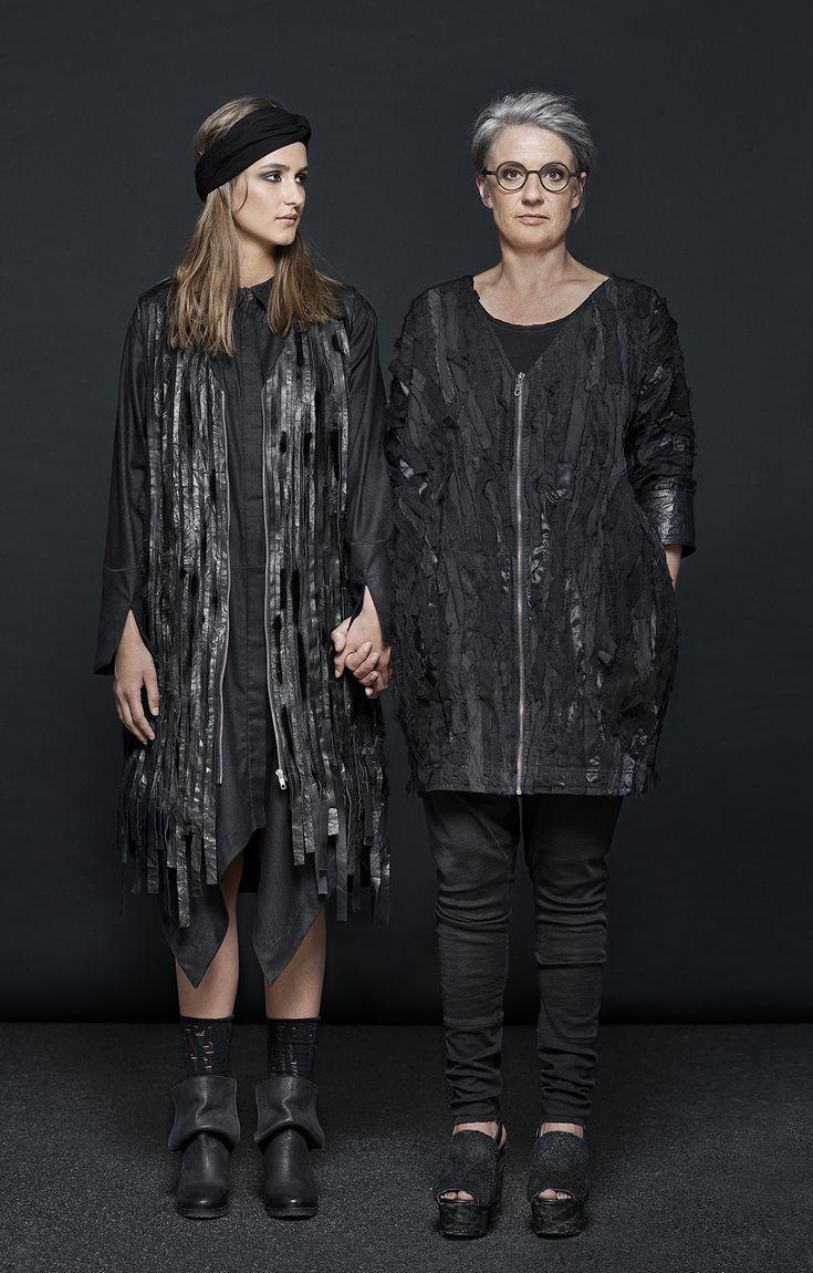 // LISELOTTE HORNSTRUP // - Danish fashion brand - sustainable fashion - black details - visit my webside Photo: Josefine Amalie
