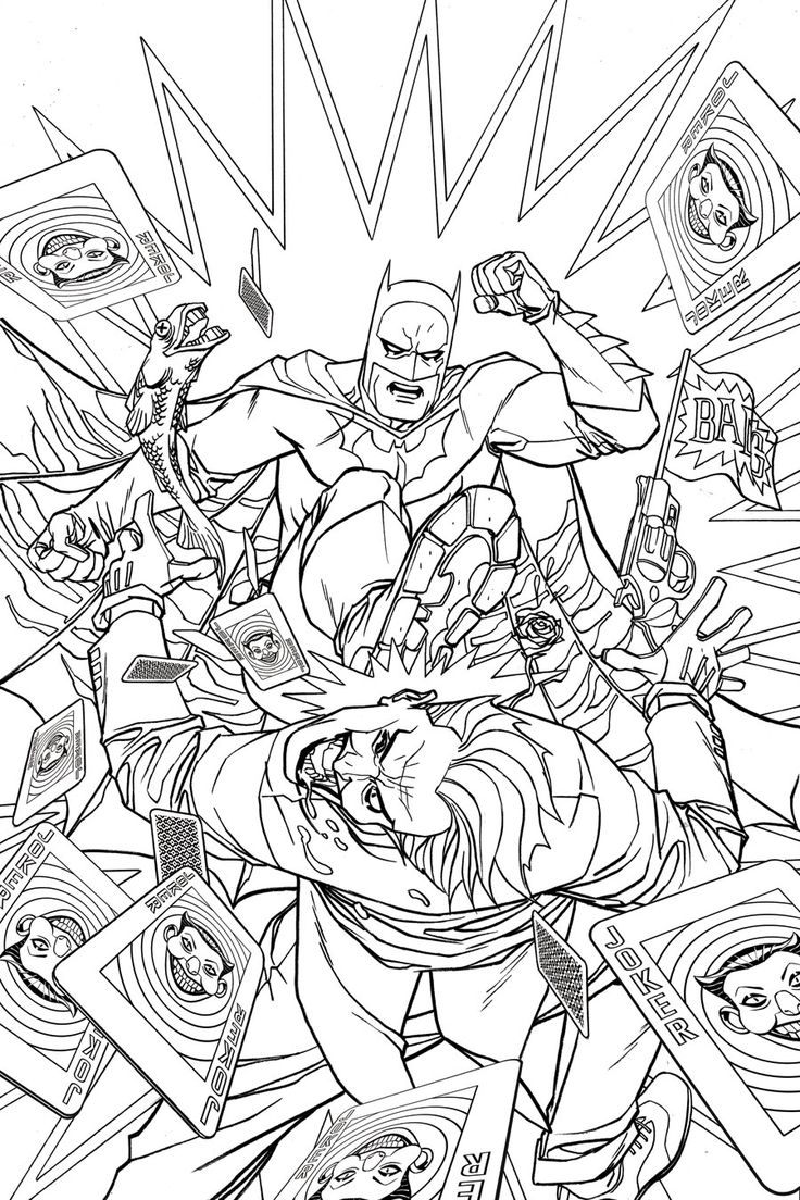 29+ Printable dc superhero coloring pages information