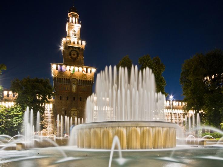 Il Castello di Milano