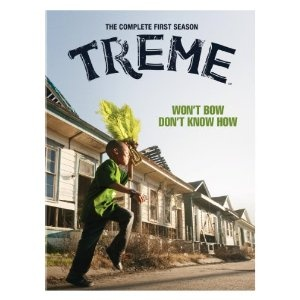 Treme: The Complete First Season - Great music and an interesting story. Although the music is fantastic, there are a little bit too many musical sets.