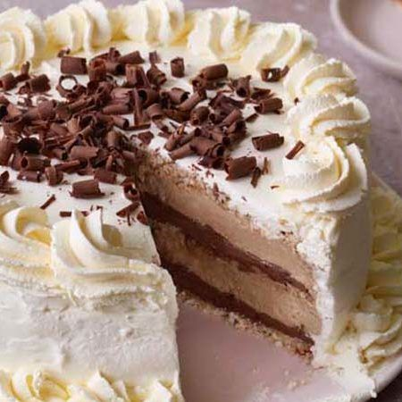 Recipes from The Great British Bake Off: Sophie's hazelnut dacquoise centrepiece