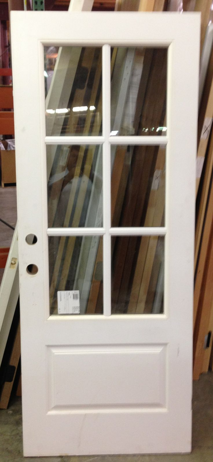 34 lite 6 lite 1 14 SDL bar fiberglass EXTERIOR FRONT DOOR wwwwindsonglifecom  Doors