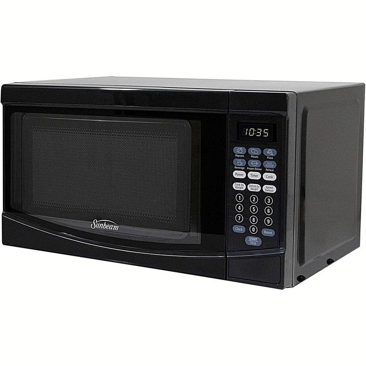 Easy Clean & Cooking Microwave Oven 0.7 Cu Ft 700 Watt & 10 Power levels New #DealsToaday