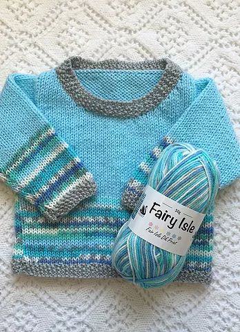 502 Best Knits For Babies Children Images On Pinterest Knits