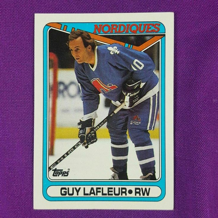 199091 topps hockey trading card 142 quebec nordiques