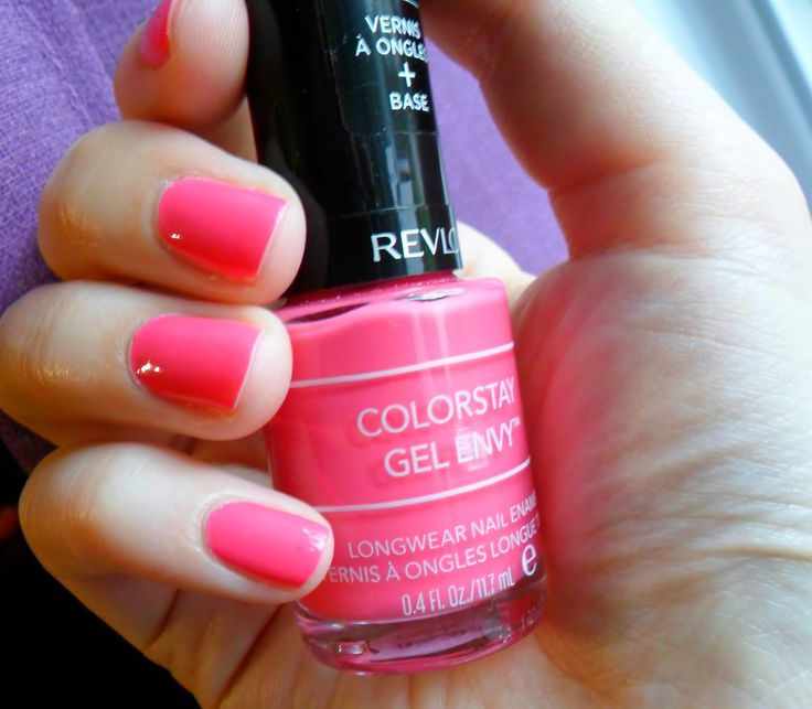 Revlon Colorstay Gel Envy - Hot Hand