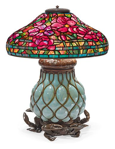 Tiffany: Dreaming in Glass   Sotheby's