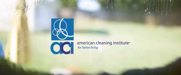 ACI's New Clean, Healthy, Happy Video about Cleaning Products