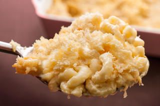 Easy Baked Macaroni and Cheese Recipe