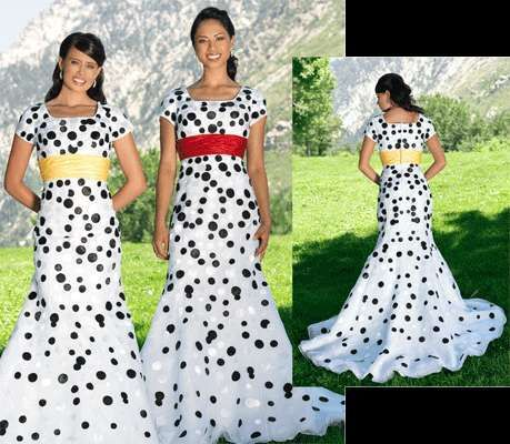 ed035bc188d Discover ideas about Worst Prom Dresses