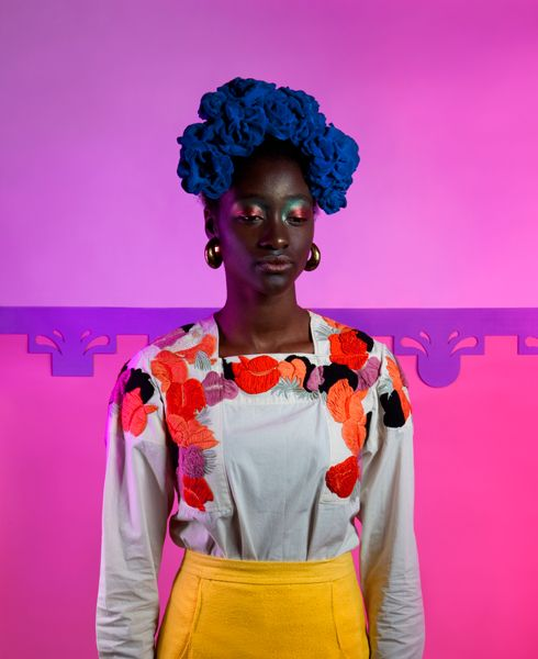 Fashion Photography - Holly Falconer