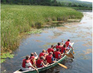 Experience the Wye Marsh Midland Ontario Canada