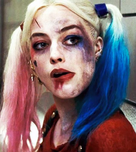 Dress up just like the Suicide Squad member, Harley Quinn, who is Batman's adversary and Joker's girlfriend.