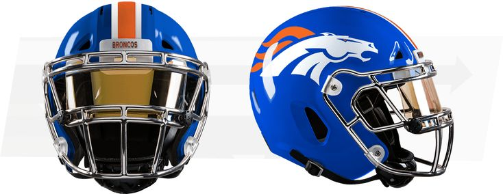 Back to Our Future - A Denver Broncos Uniform concept by Alec Lindsey
