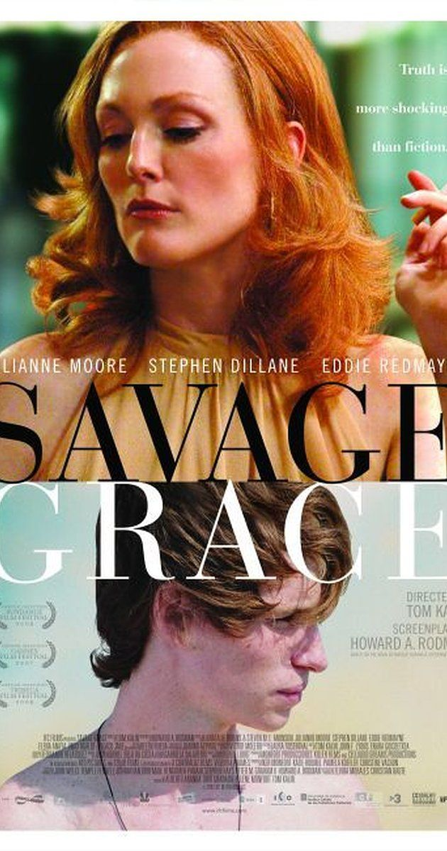 Directed by Tom Kalin.  With Julianne Moore, Eddie Redmayne, Stephen Dillane, Anne Reid. A dramatization of the shocking Barbara Daly Baekeland murder case, which happened in a posh London flat on Friday 17 November 1972. The bloody crime caused a stir on both sides of the Atlantic and remains one of the most memorable American Tragedies...
