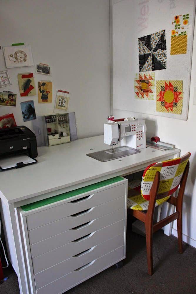 Recebemos muitos pedidos de mesas extensíveis, mas os modelos que existem nem sempre dão para adaptar aos modelos de máquinas mais antigas ...